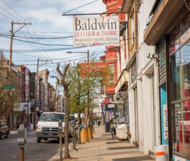 Baldwin Leather And Fabrics Visit Philadelphia