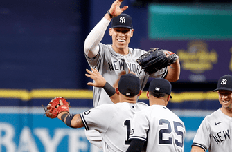 Aaron Judge, Yankees rally for 3-1 extra innings win over Rays