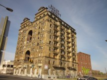 Divine Lorraine Hotel Philadelphia 2016