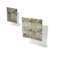 Acrylic Menu Holders: Winco - Trenton China Restaurant ...