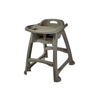 Stackable Plastic High-Chair: Winco - Trenton China ...