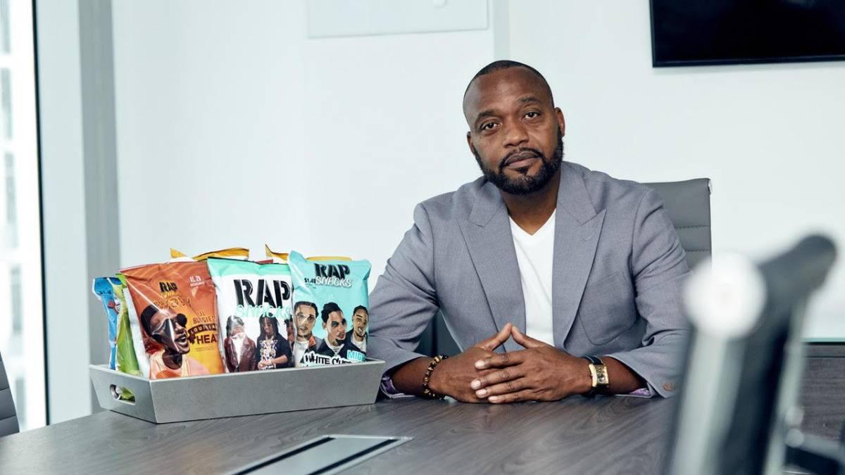 Philadelphia hip hop entrepreneur James Lindsay