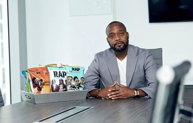 Philadelphia hip hop entrepreneur James Lindsay
