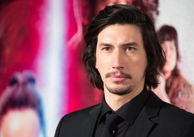 Actor Adam Driver