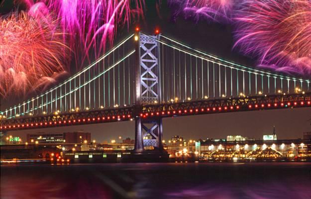 Casino Fireworks