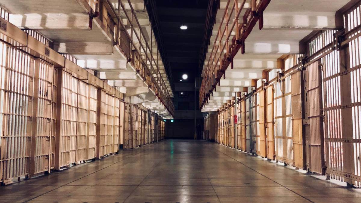 Prison halls