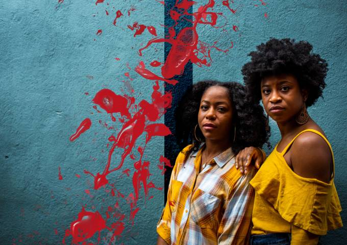 Black theater actors
