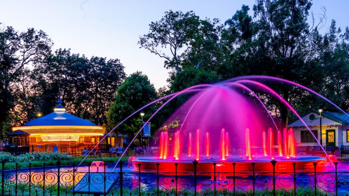 Franklin Fountain