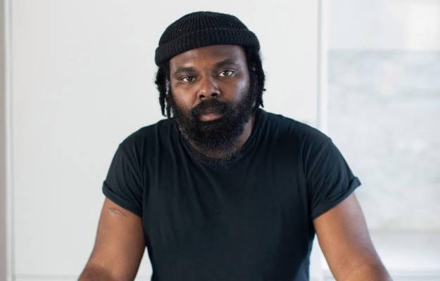 Chef, activist Omar Tate