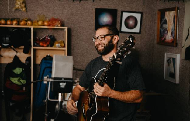 Musician Jay Carlis