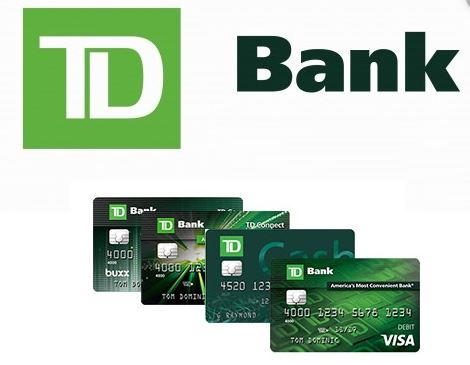 How To Td Credit Card Online Activation