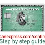 American Express Card Activation Method