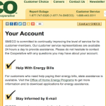 SMECO Online Bill Pay