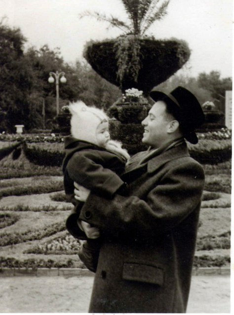 Dr. Tsan childhood