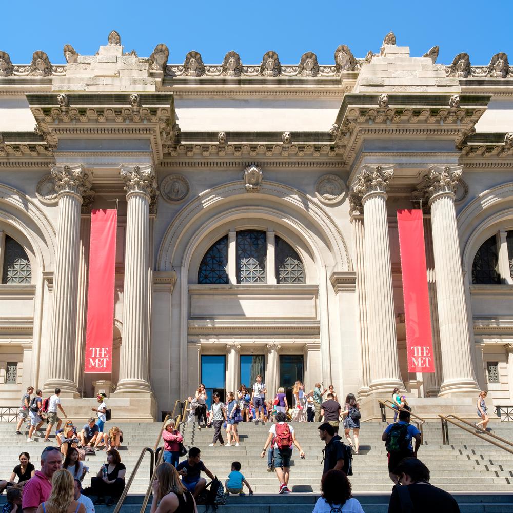 The Met New York  Philanthropic People
