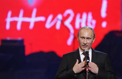 Путин подсчитал агентов