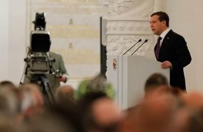 Медведев: «Участие НКО может сделать социальные услуги более предметными»
