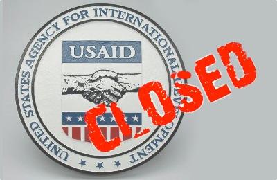 USAID ушли из России