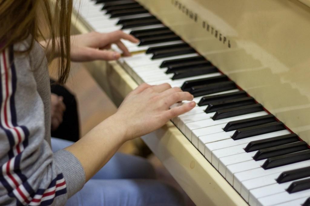 Необычный урок музыки пройдёт в Санкт-Петербурге  в поддержку деятельности организации «Мята»