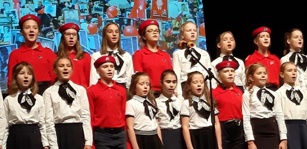 «Память сердца» — благотворительный концерт для ветеранов состоялся в ДК «МИИТ»