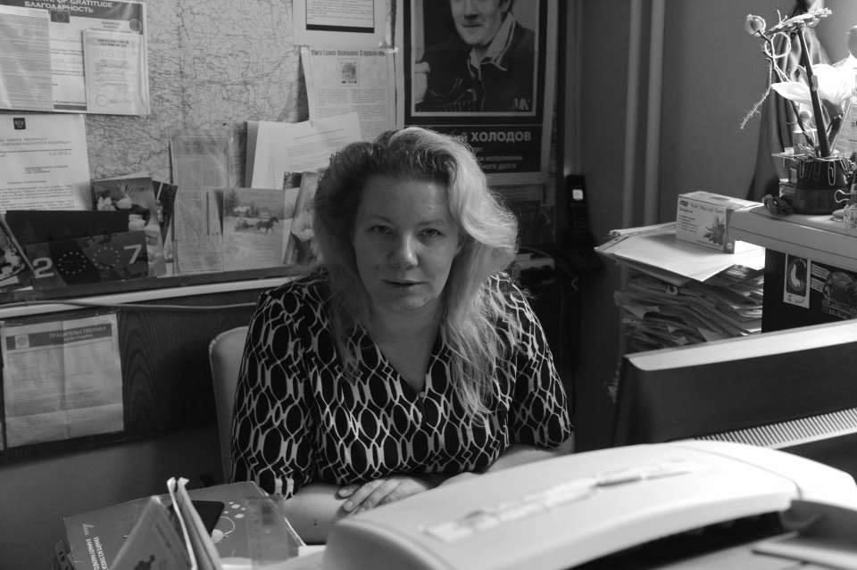 «Каждый должен иметь право на справедливость»: Вероника Марченко