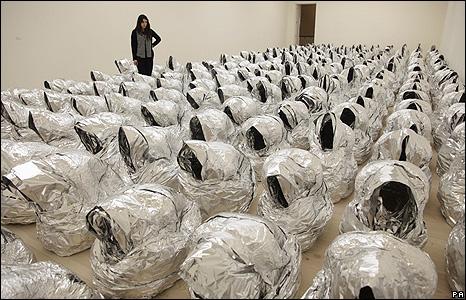 37,7 миллиона долларов современного искусства в дар британской общественности
