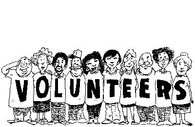 Волонтеров надо (?) любить