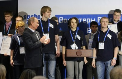 Новая модель взаимодействия государства и волонтеров: совместное производство
