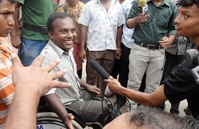 Вокруг света на инвалидной коляске