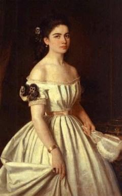 Княгиня Екатерина Васильчикова