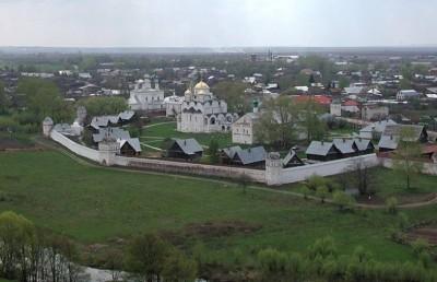 Покровский монастырь в Суздали