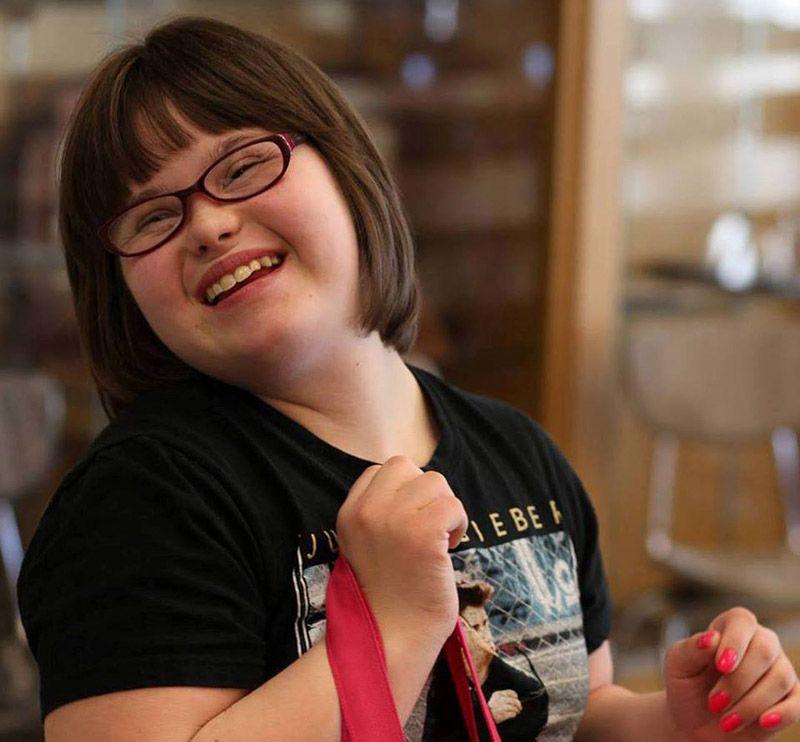 Самая трогательная история успеха девочки-инвалида
