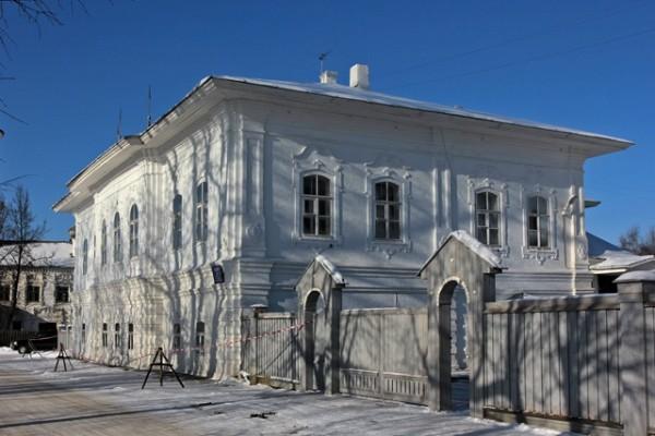 Дом ночного пребывания города Вологды