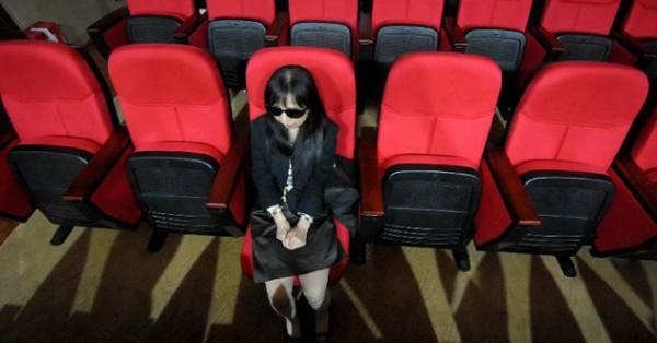 кинотеатр для незрячих