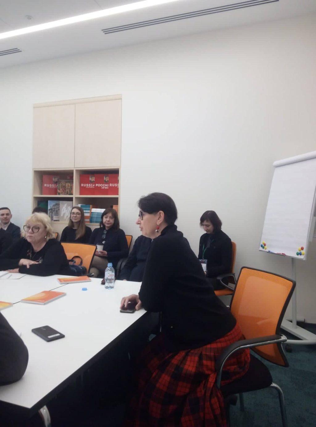 Новый директор WINGS и члены Форума Доноров обсудили тенденции глобальной и региональной филантропии