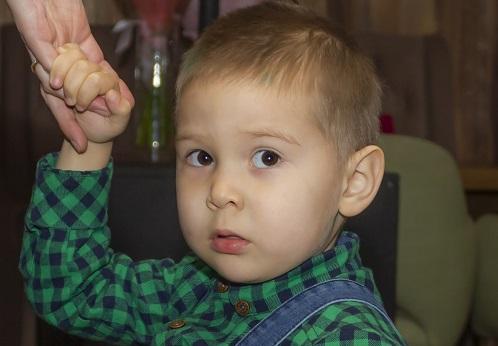 Благотворительный фонд «Гольфстрим» объявляет сбор средств для помощи маленькому Микаилу