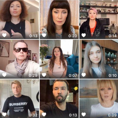 Фонд «Настенька» и известные артисты поддержали флэшмоб #еслинебудетфондов