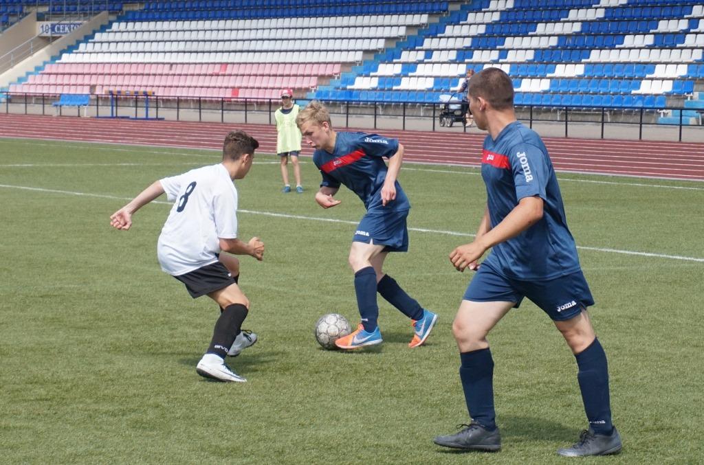Благотворительный фонд «Точка опоры» проводит сбор средств на поддержку секций по футболу для ребят с ДЦП