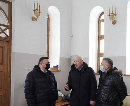 В Нижневартовске завершен ремонт часовни