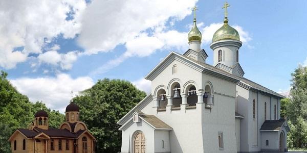 В Новогиреево введен в строй храм святого равноапостольного князя Владимира