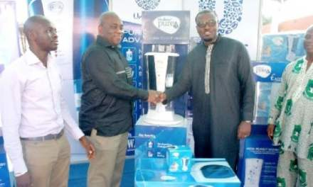 Unilever supports fight against water borne diseases