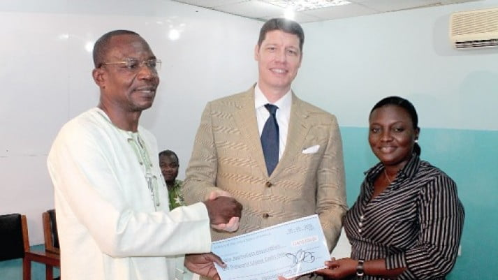 US Embassy supports 20th Ghana Journalists Association awards 2015
