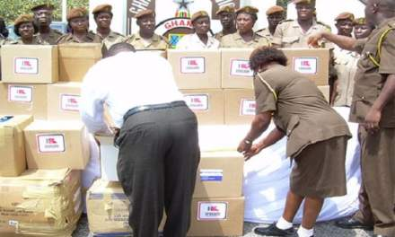 Judges and Magistrates give to Prisons Service