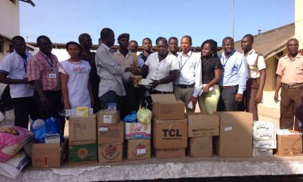 Pharmaceutical Society assists WR Prisons Service