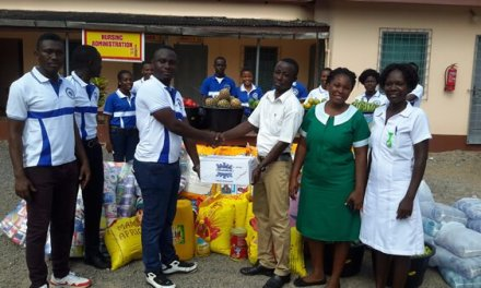Foundation for Mentally Challenged supports Psychiatric Hospital