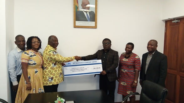SIC Insurance supports Ghana@60 with GHc 200,000