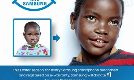 Samsung partners Operation Smile to fund cleft surgeries in Ghana