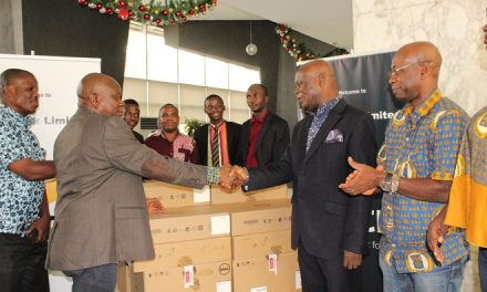 GCB supports five institutions with a total gift of GHC302,646