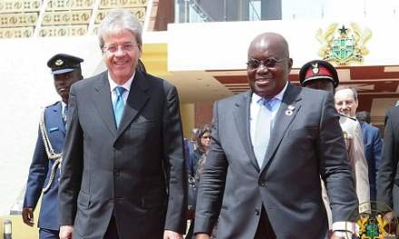 Italy gives Ghana €25m grant for private sector development