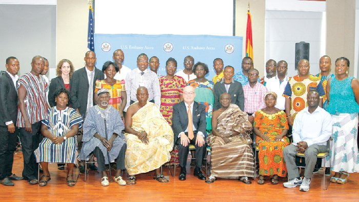 US Embassy supports nine groups with $75,000 grant